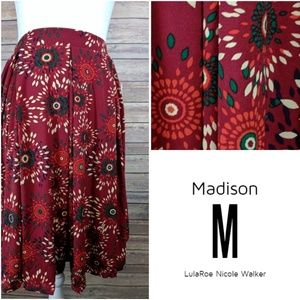 Women's LulaRoe Maidson Skirt